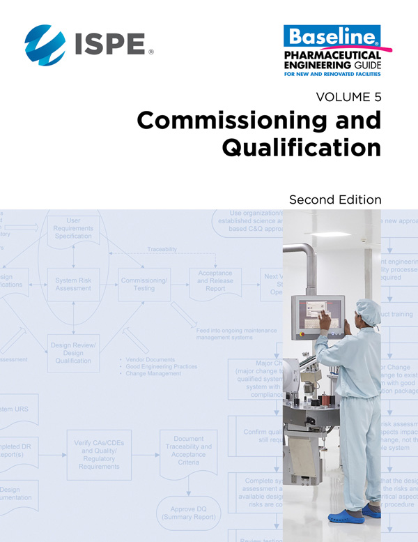 Baseline Guide Volume 5: Commissioning and Qualification (Second Edition) cover image