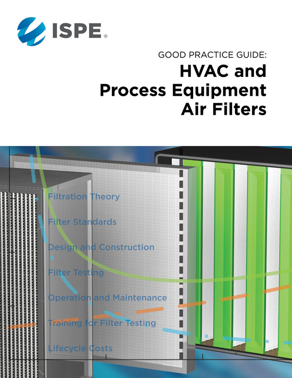 Good Practice Guide: HVAC & Process Equipment Air Filters cover image