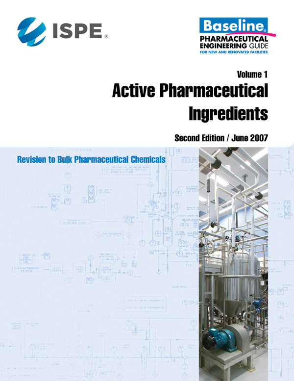 Baseline Guide Volume 1: Active Pharmaceutical Ingredients cover image