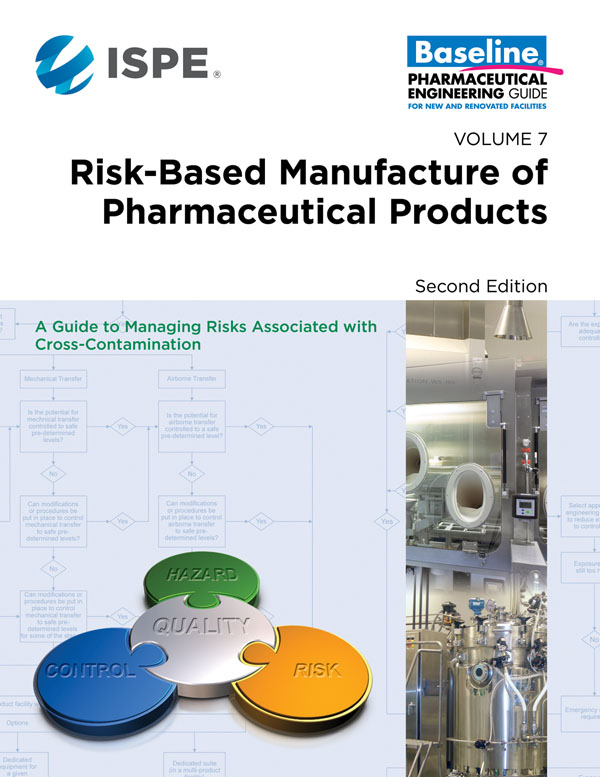 Baseline Guide Volume 7: Risk-Based Manufacture of Pharma Products (Second Edition) cover image