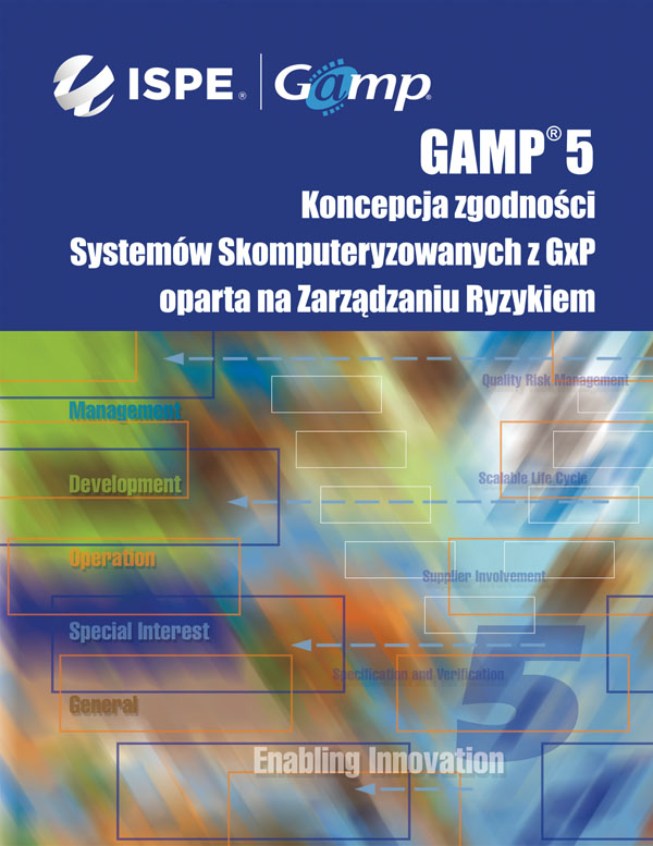 GAMP 5 Guide: Compliant GxP Computerized Systems (Polish Translation) cover image