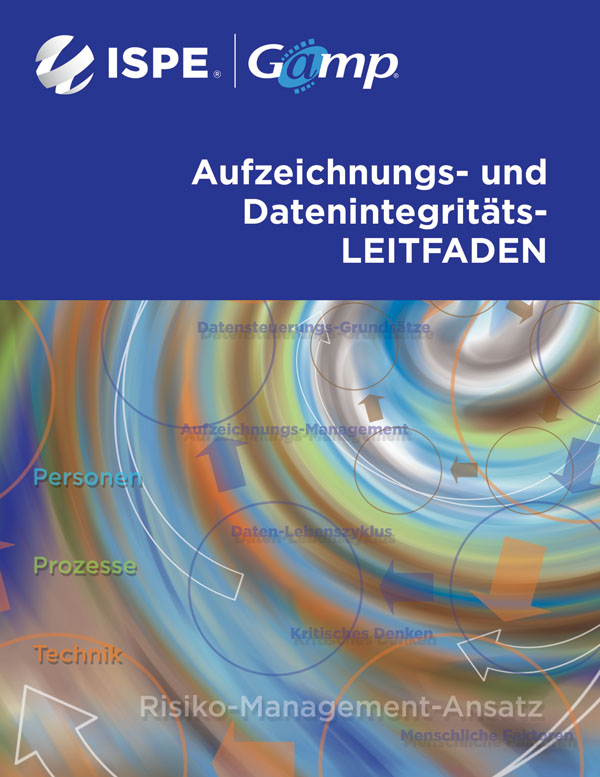 GAMP Guide: Records & Data Integrity (German Translation) cover image