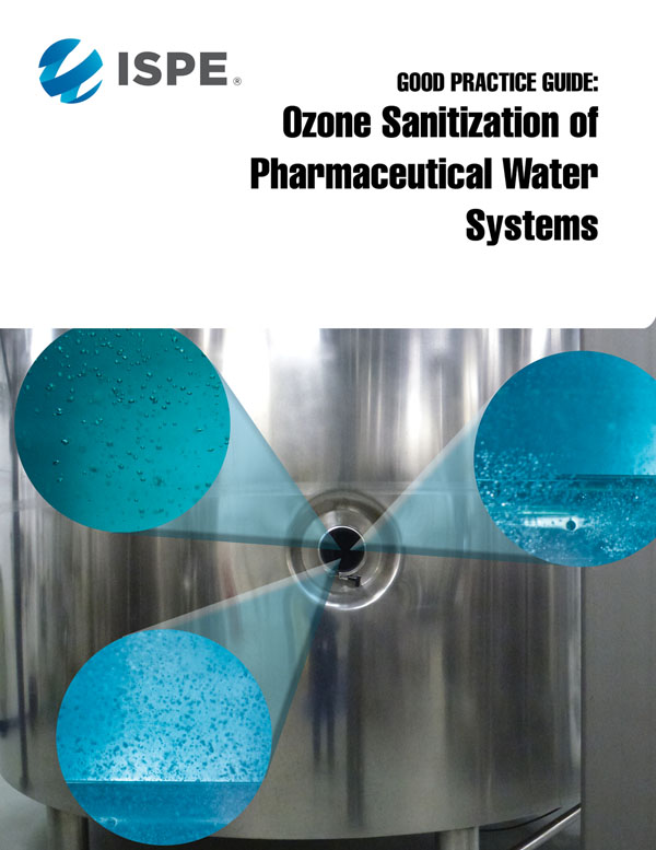Good Practice Guide: Ozone Sanitization of Pharma Water Systems cover image