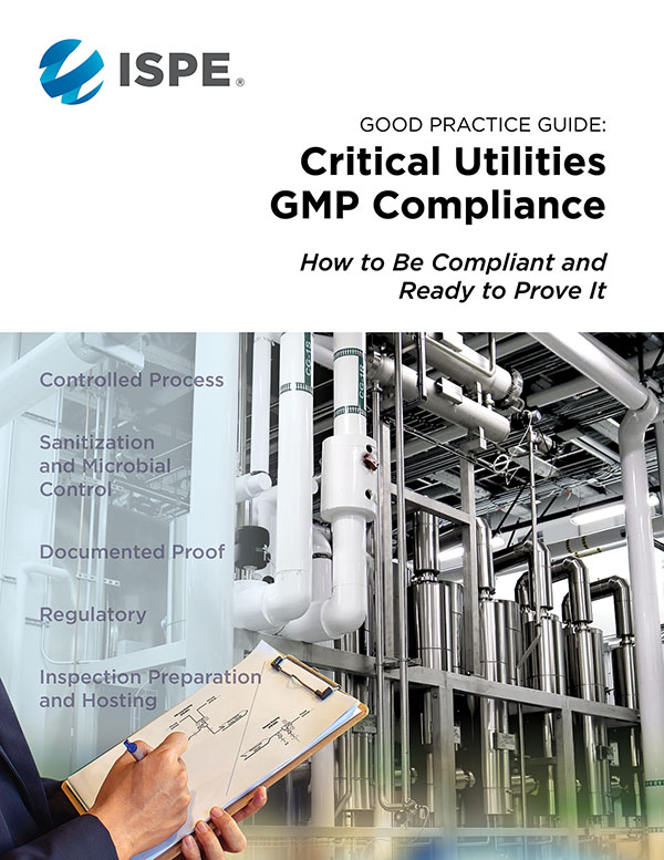 Good Practice Guide: Critical Utilities GMP Compliance cover image