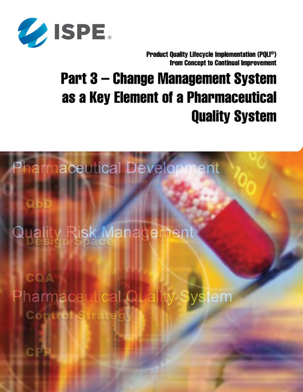 Product Quality Lifecycle Implementation Guide: Change Management System cover image